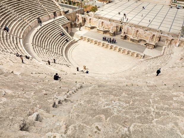 Amfiteatr w Ammanie