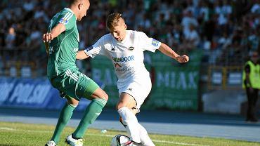 Puchar Polski. Radomiak - GKS Katowice 1:0