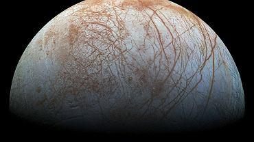 Europa, księżyc Jowisza