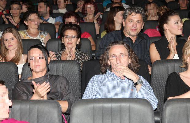 Premiera making of musicalu POLITA, Kino Atlantic, 17.06.2012, fot. WBF