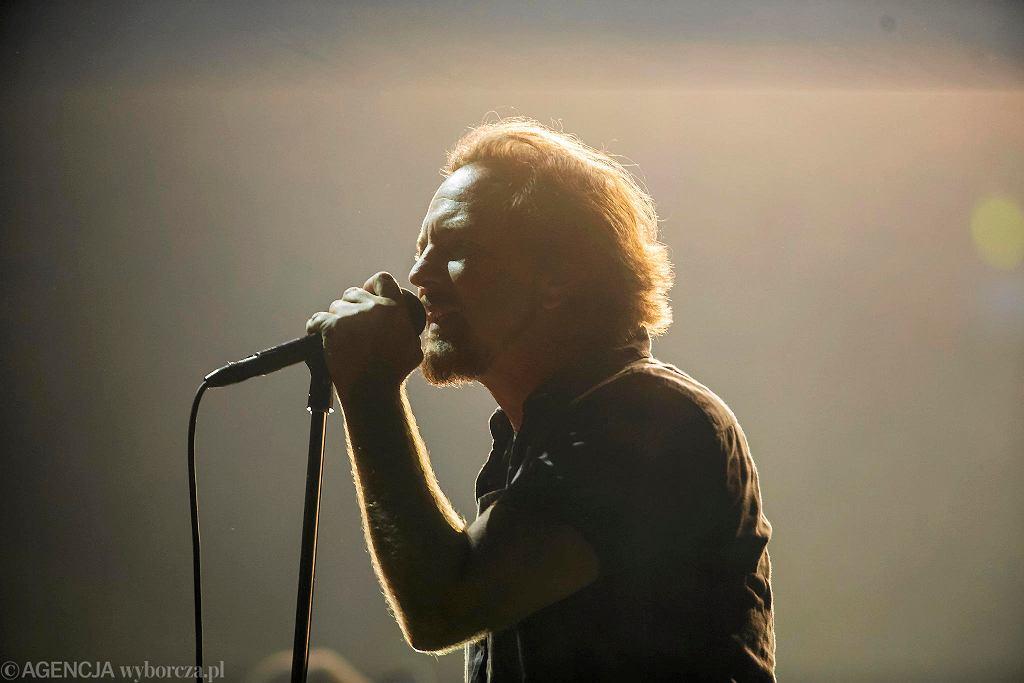 Koncert Pearl Jam w Tauron Kraków Arena
