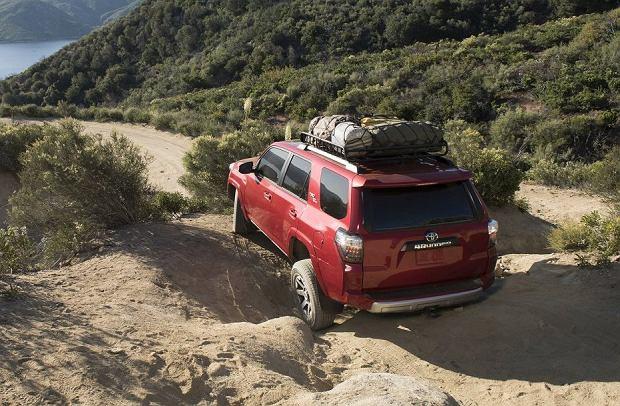 Toyota 4Runner TRD Off-Road   Terenówka z krwi i kości