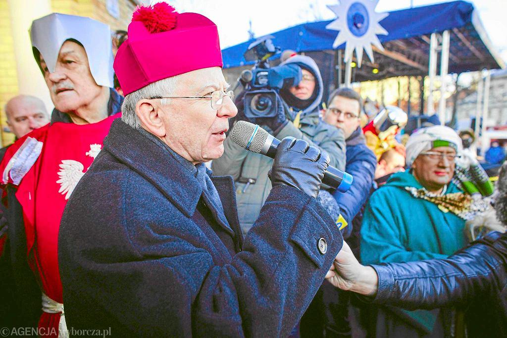 Metropolita łódzki abp Marek Jędraszewski