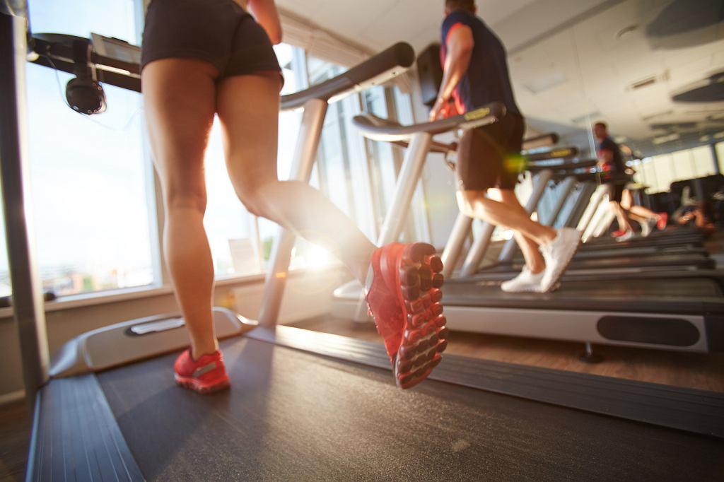 Podczas biegania pracują niemal wszystkie grupy mięśni