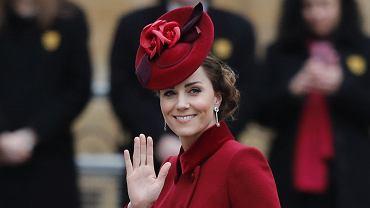 Księżna Kate na obchodach Commonwealth Day