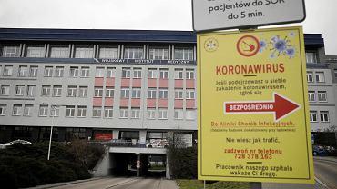 Instytut Medyczny w Warszawie. Informacje dotyczące koronawirusa