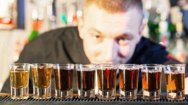 Spożycie alkoholu na świecie/ Fot. Shutterstock