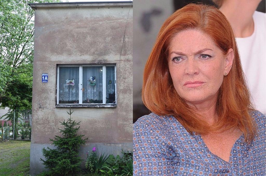 Dom pani Lidii, Katarzyna Dowbor