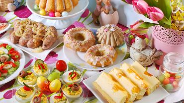 7Traditional,In,Poland,Easter,Breakfast,On,Festive,Table
