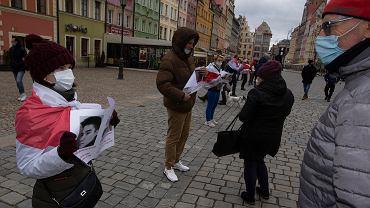 Łańcuch Solidarności z białoruskimi więźniami politycznymi
