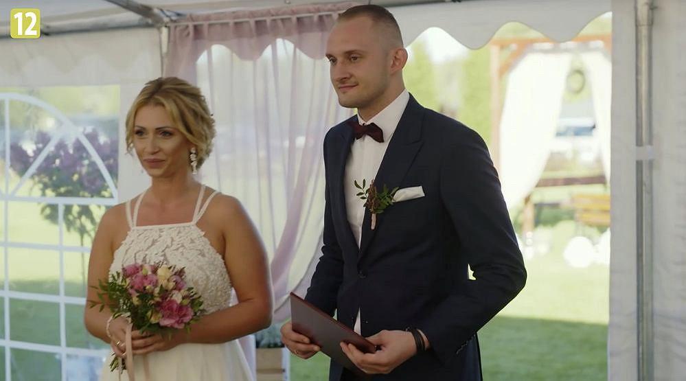 'Ślub od pierwszego wejrzenia' - Iza i Kamil