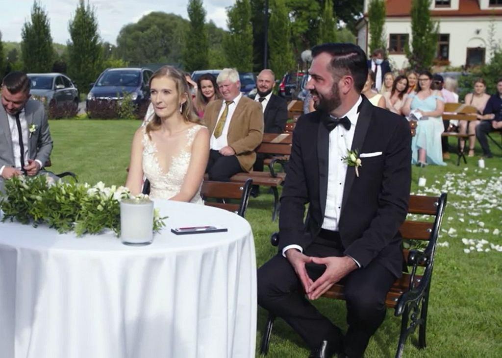 Iga i Karol, Ślub od pierwszego wejrzenia