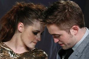 Robert Pattinson, Kristen Stewart.