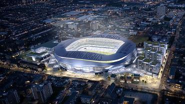 Wizualizacja nowego stadionu Tottenhamu