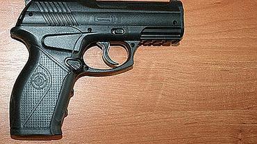 Pistolet pneumatyczny