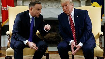 Wizyta Andrzeja Dudy w USA