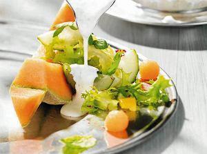 Sałatka słodko-pikantna