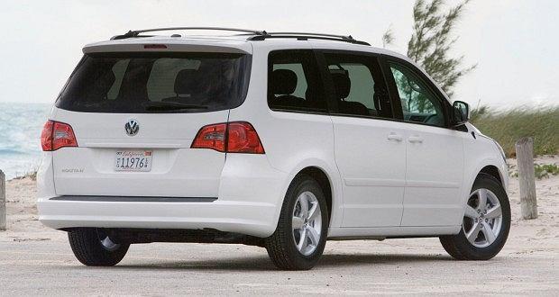 Volkswagen Routan (fot. VW)