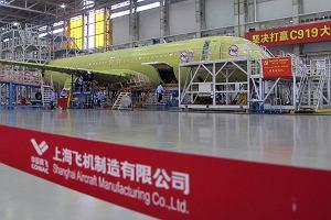 Chińczycy wyprzedzą USA wcześniej, niż sądzono. Staną się największym rynkiem lotniczym na świecie