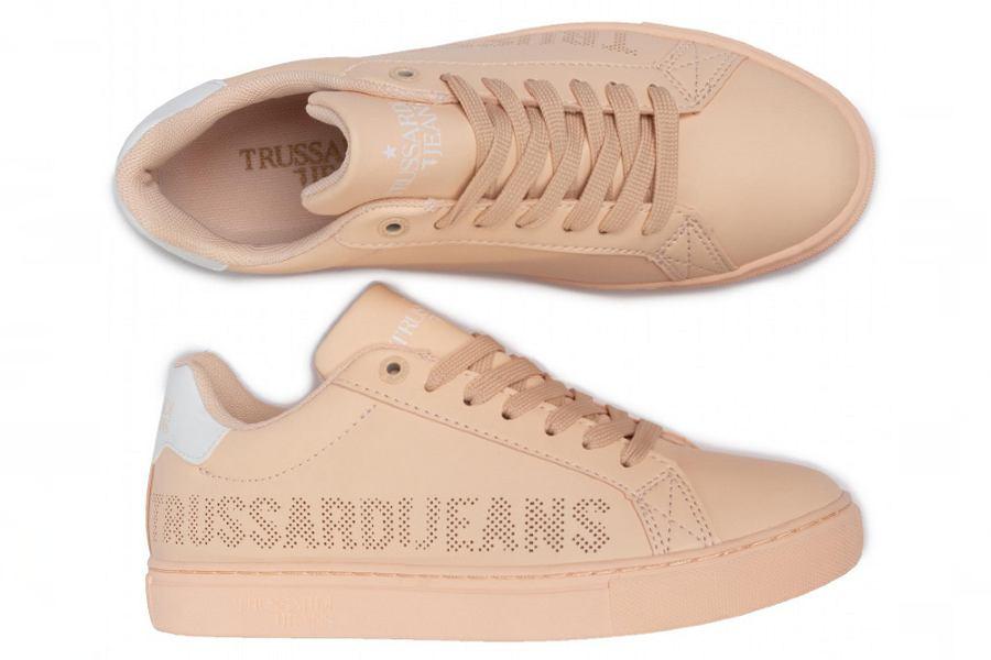 kobiece sneakersy Trussardi