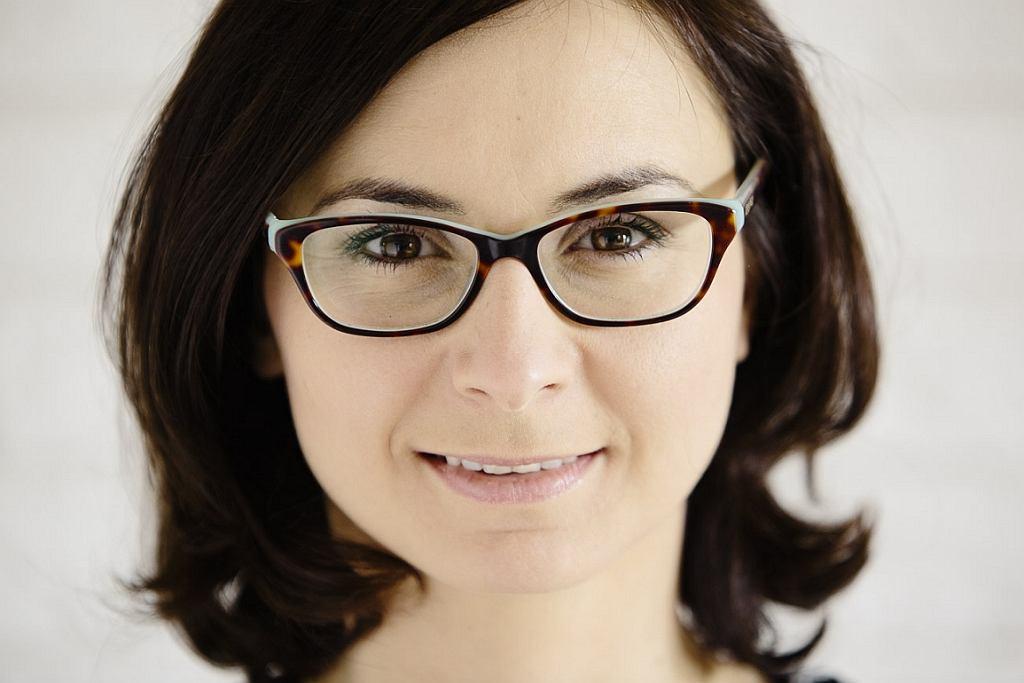 Kamila Gasiuk-Pihowicz, rzeczniczka Nowoczesnej (fot. Nowoczesna/archiwum prywatne)