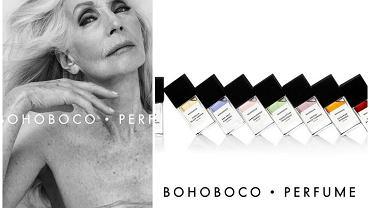 Helena Norowicz w kampanii Bohoboco