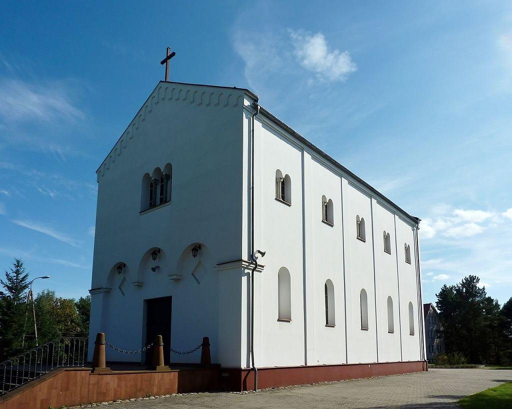 Kościół Opatrzności Bożej w Wesołej / Przemysław Jahr / Wikimedia Commons