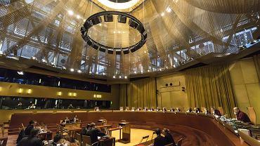Komisja Europejska formalnie pozwała Polskę do Europejskiego Trybunału Sprawiedliwości (na zdjęciu)