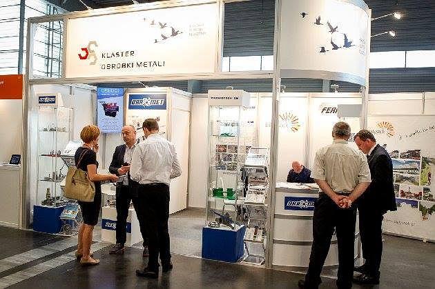 Klaster Obróbki Metali wraz z kilkunastoma firmami i partnerami zaprezentują swoje innowacyjne produkty i usługi podczas Targów Kooperacji Przemysłowej Subcontracting