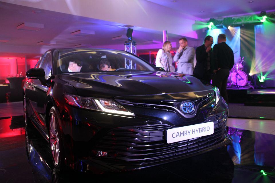 Nowa Toyota Camry