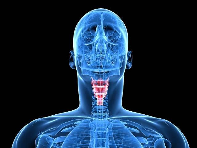 Ryzyko wystąpienia raka krtani wzrasta u osób palących oraz nadużywających alkoholu
