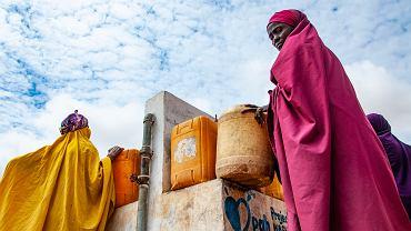 Polska Akcja Humanitarna zapewnia dostęp do czystej wody mieszkańcom Somalii