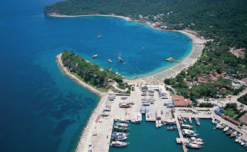 Turecki kurort Antalya