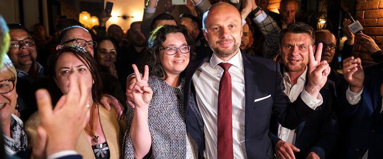Wybory w Rzeszowie. Oficjalne wyniki: Konrad Fijołek prezydentem miasta