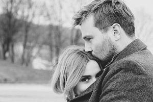 Kasia Tusk z mężem