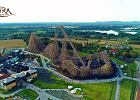 W Polsce powstał najwyższy na świecie drewniany roller coaster. Ma 61 metrów wysokości