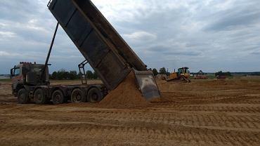 budowa S11 obwodnica Kępna II etap