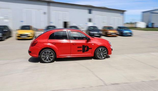 Nowa FSO Syrena już jeździ. Vosco EV ma wejść do produkcji seryjnej w przyszłym roku
