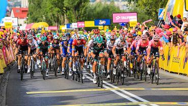 Tour de Pologne w Bielsku-Białej