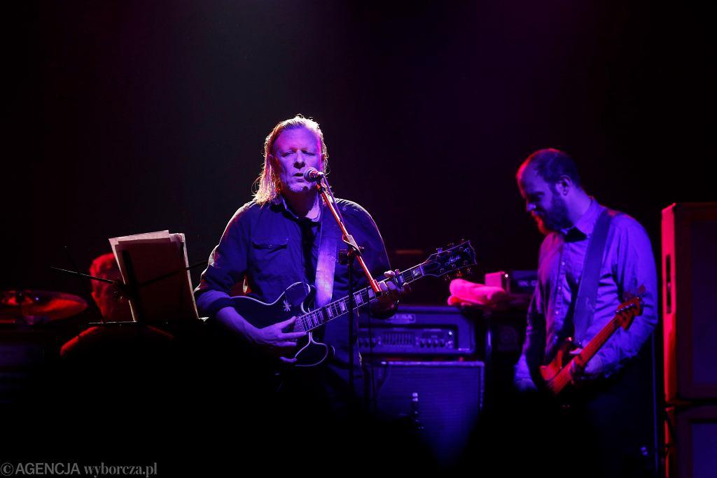 Swans - koncert grupy w Gdański w 2014 roku