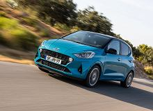 Hyundai wycenił swój najmniejszy model. Za i10 zapłacimy 42 tys. zł