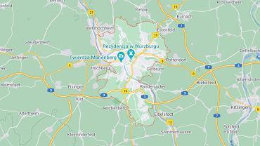 Wurzburg - miejsce ataku nożownika