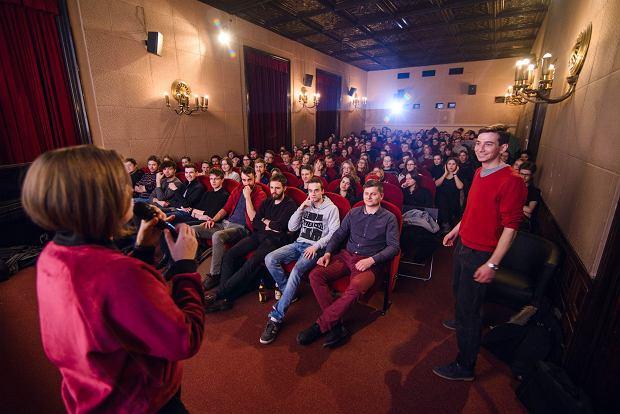Kino Pod Baranami w Krakowie (materiały partnera)