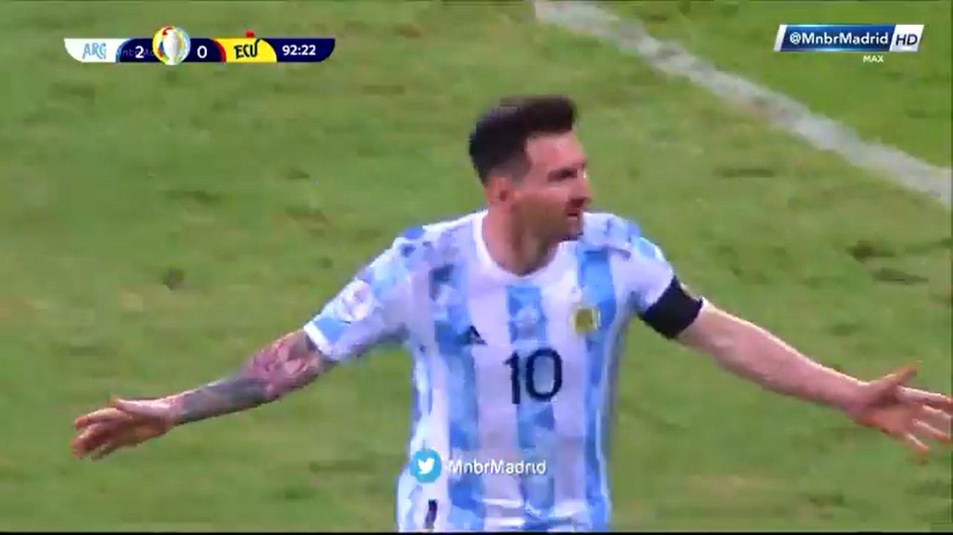Îi cunoaștem pe toți finaliștii pentru Copa America.  Messi a arătat din nou magie [WIDEO] Becca Nona
