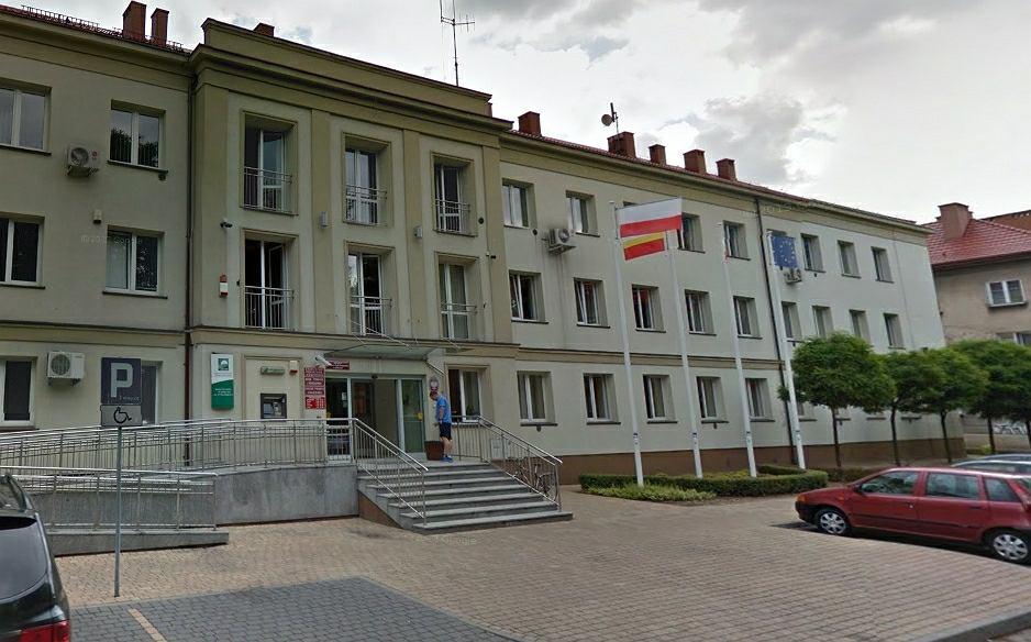 Starostwo powiatowe w Oświęcimiu
