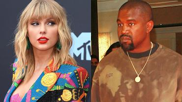 Taylor Swift i Kanye West