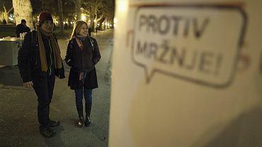 Para tej samej płci: Mima Simic i Marta Sisak w Zagrzebiu
