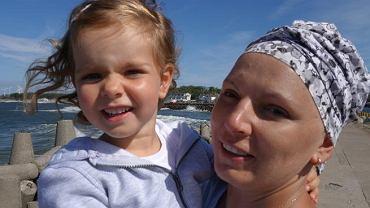 Ola Rzepecka choruje na ostrą białaczkę i walczy o życie