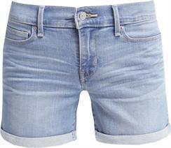 Levis® CUFFED SHORT Szorty jeansowe blue refuge