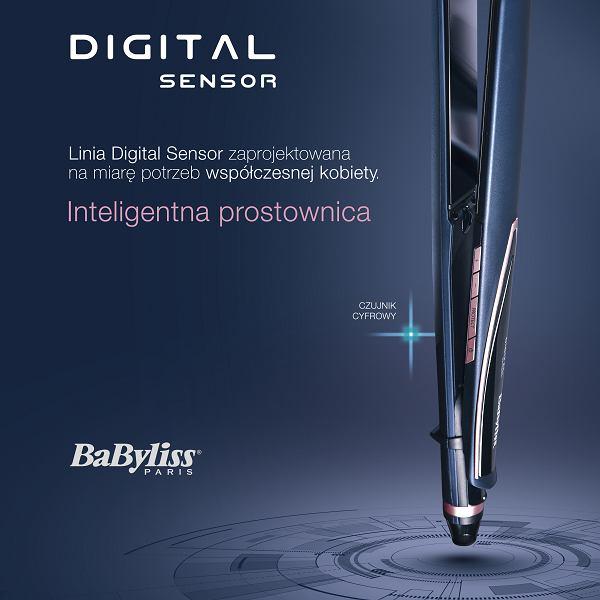 Prostownica ST500E Digital Sensor